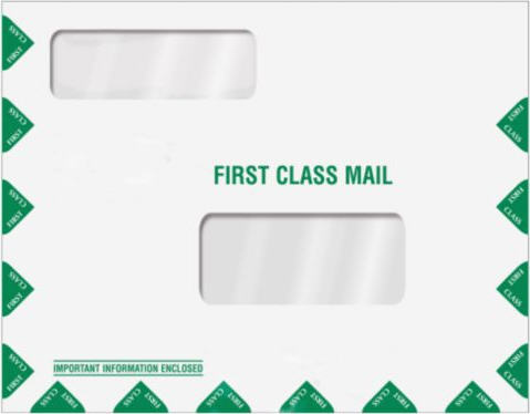 Tax Organizer Envelope 80344